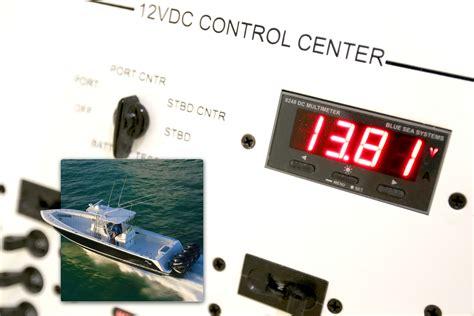 Multi Function Meter dc digital multi function meter with alarm blue sea systems