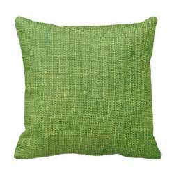 burlap simple apple green throw pillow zazzle