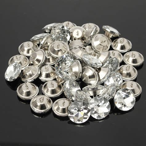 rhinestone upholstery buttons online buy wholesale tufting buttons from china tufting