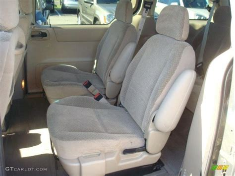 2002 Ford Windstar Interior by Medium Parchment Beige Interior 2002 Ford Windstar Lx