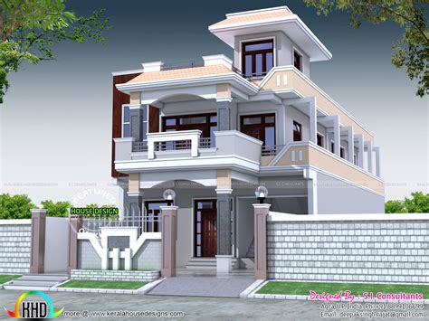 2400 square foot house plans 2400 square kerala house plans