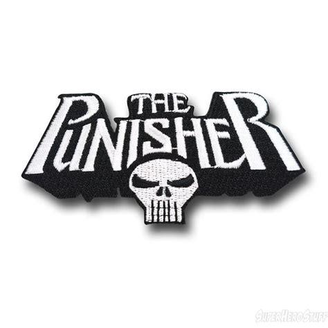 Logo Power Iron punisher logo iron on patch free blogspower