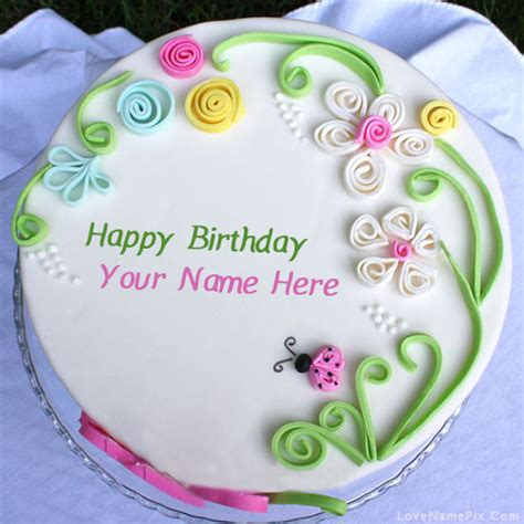happy birthday design generator birthday cake name creator online