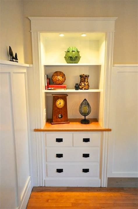 craftsman style built in cabinets a craftsman style bungalow makeover in maine by sopo