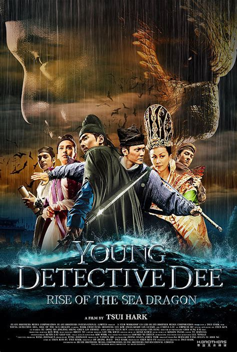 film cina detektif dee young detective dee rise of the sea dragon rotten tomatoes