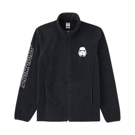 Myu Robot Fleece Jacket wars fleece zip jacket uniqlo