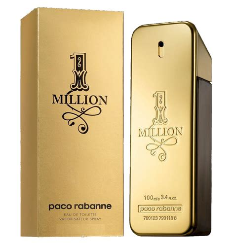 Parfume 1 Million 1 million paco rabanne cologne a fragrance for 2008
