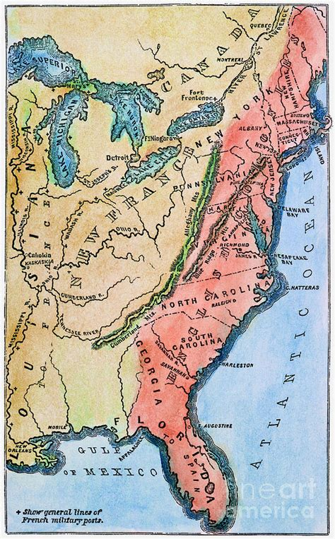 interactive map of colonial america maps colonial america colonies map of colonial america