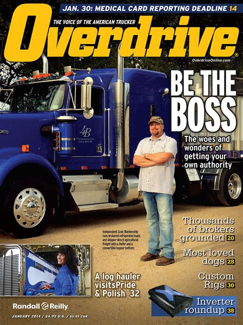 Hotshot trucking: How to start   Overdrive   Owner