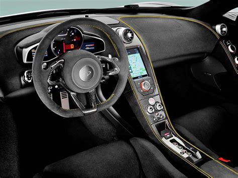 image 650s mclaren interior