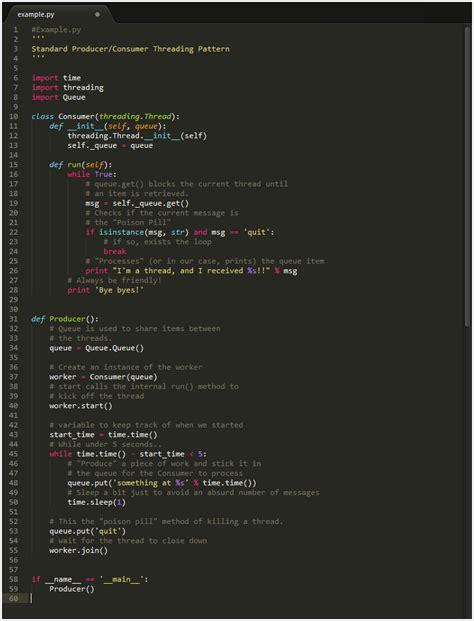 tutorial python threading python 并行任务技巧 开源中国社区