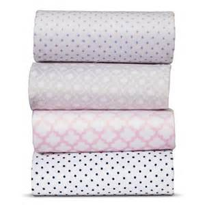 mod plush fitted crib sheet collection circo target