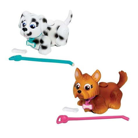 Twinpets Kaos 6 pet parade puppy pack dalmatian and terrier