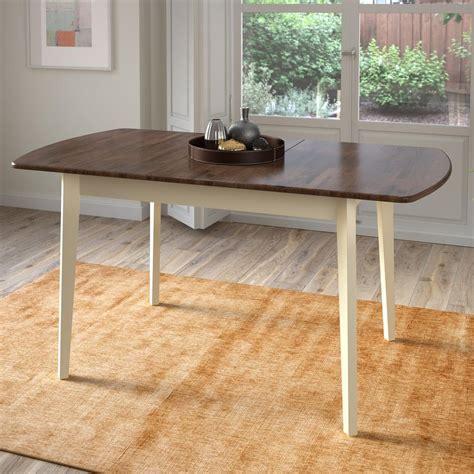Aldridge Extendable Dining Table by Home Decorators Collection Aldridge Antique Walnut