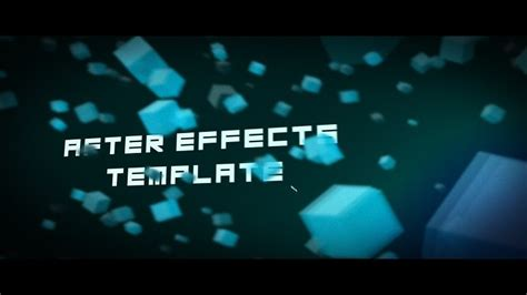 5 after effects templates for titles that are absolutely free