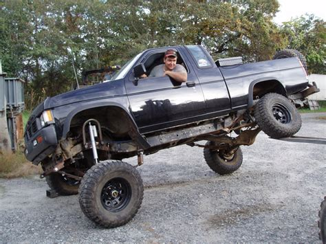lifted nissan hardbody lets ses your sas page 2 nc4x4