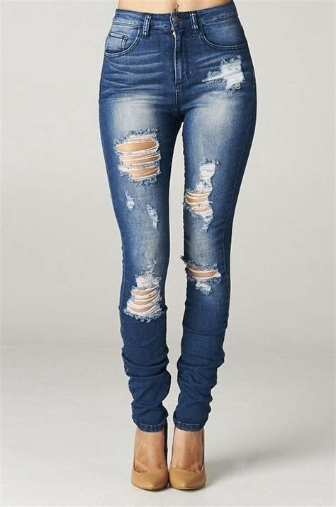 ideas para decorar jeans rotos outfits con jeans rotos 29 curso de organizacion del