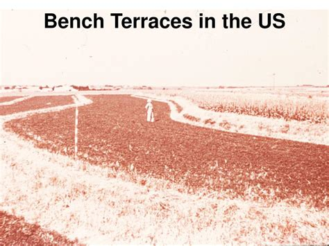 bench terracing ppt contour farming powerpoint presentation id 543569