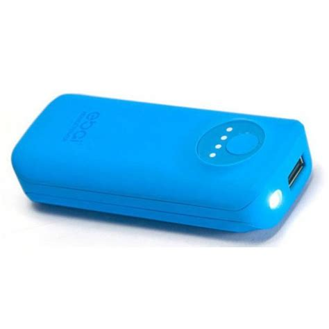 Power Bank Oppo R5 batterie secours bleu externe 5600mah oppo r5