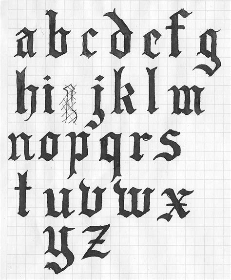 draw old english letters hyspd letters 2 by kaitolady on deviantart