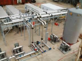 Vaccum Energy Off Site Modular Pipe Bridge Fab Reduces Project Time 50