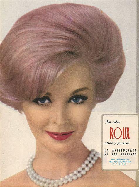 1960 hair styles facts 17 migliori immagini su vintage big hair su pinterest
