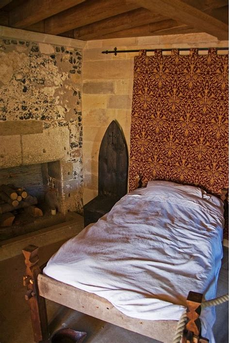 arundel castle chamber bed hearth bedrooms