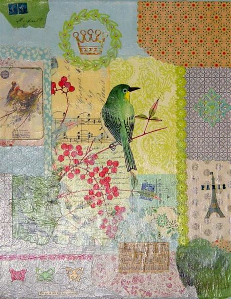 decoupage a wall crafts decoupage and craft rooms on