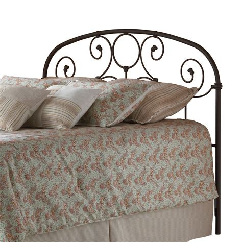 iron scroll headboard grafton iron headboard country style scroll work rusty gold