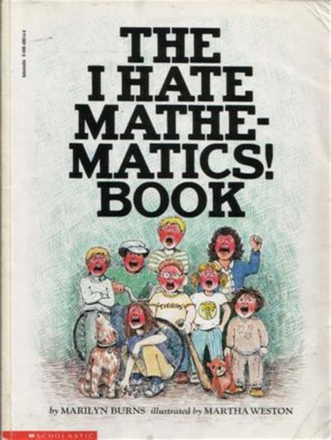 the hating a novel the i mathematics book by marilyn burns reviews