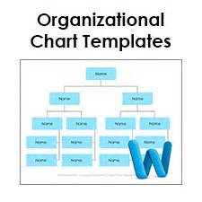 Business Organizational Chart Template Word Free Business Organizational Chart Templates For Word And