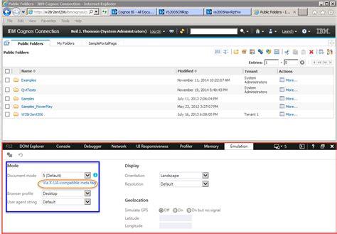 Ie Document Mode understanding explorer quot compatibility quot modes