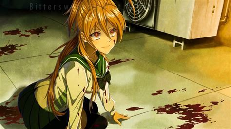 highschool of the dead reader many reader x characters rei