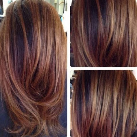 pictures of chestnut brown hair color with highlights and lowlights on african american hair 50 intense chestnut hair color shade tones that you ll