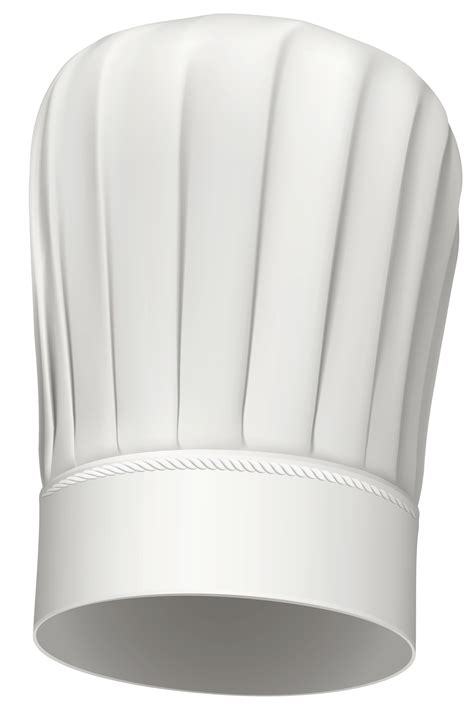 cook hat chef hat transparent png stickpng