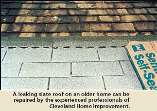 gutters roofing cleveland home improvement ohio decks patios