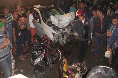Kronologis Kecelakaan by Ini Kronologis Kecelakaan Maut Di Pondok Indah