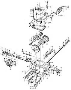 power unit transmission assemblies diagram parts list for model 12058 troybilt parts tiller