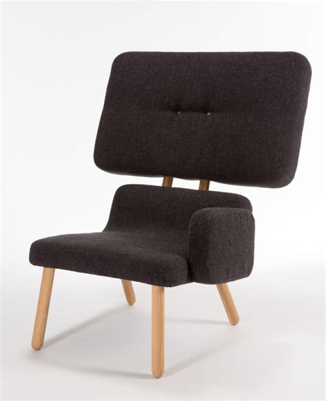 Cozy Armchair by Tre A Reading Environment With Personality Design Milk