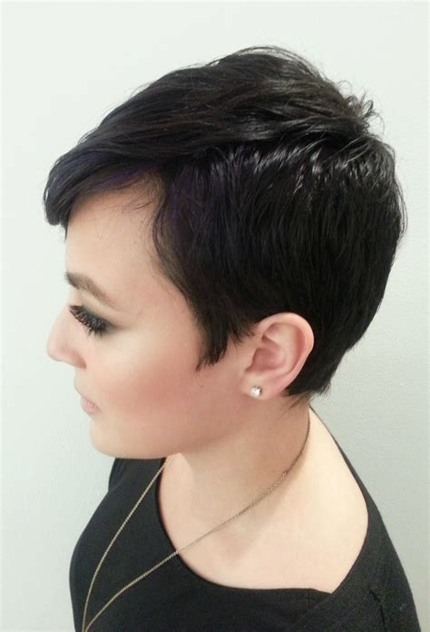 hairstyles for thick hair how to very short hairstyles for women with thick hair pixie
