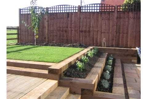Railway Sleepers Essex by Garden Sleepers In Kent Surrey Essex Sussex