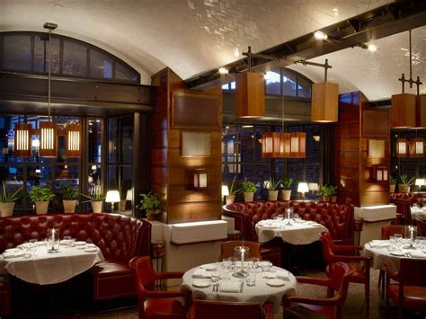 new standards contemporary cuisine the the standard grill new york and williams