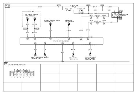 keyless entry wiring diagram 2002 audi a4 quattro 3 0l mfi dohc 6cyl repair guides