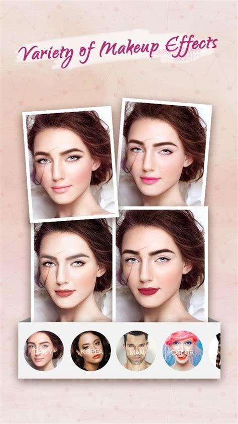 editor de imagenes makeup you makeup makeover editor para android descargar gratis