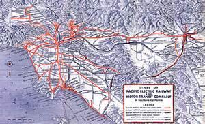 southern pacific railroad map california beautiful