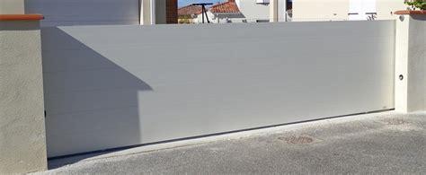 Portail Coulissant 5 Metres 810 by Comment Choisir Un Portail Coulissant 5m En Alu Le
