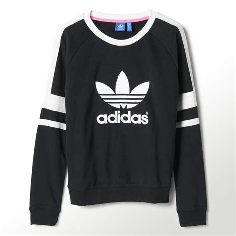 Adidas Men39s Authentic Logo Crew Sweatshirts Blue Original 14 best adidas images on adidas clothing