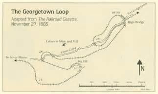 the loop georgetown loop railroad 174