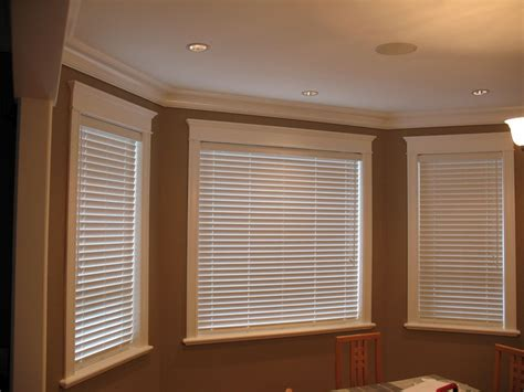 Blind And Blind faux wood blinds home decor