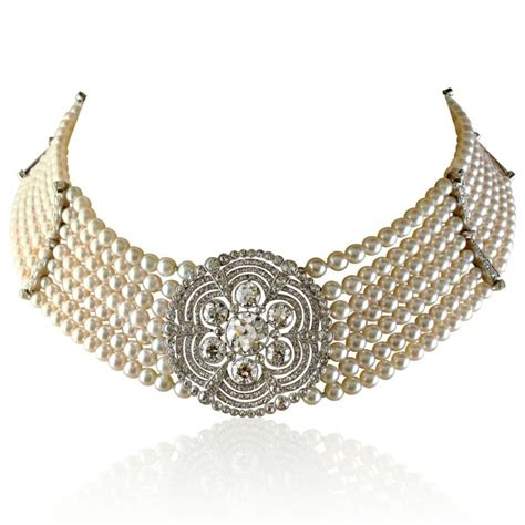Black Pearl Lace Chocker 8211 226 best chokers images on choker necklaces